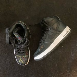 New Nike Black History Month Air Force One's